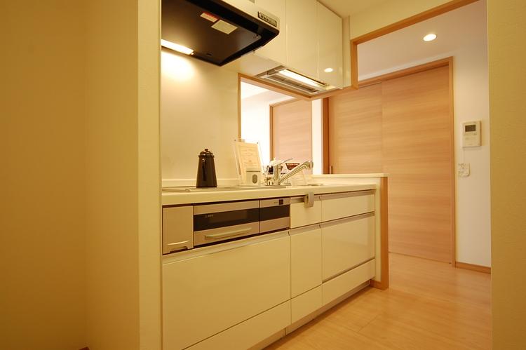 日神パレステージ板橋本町のキッチン画像