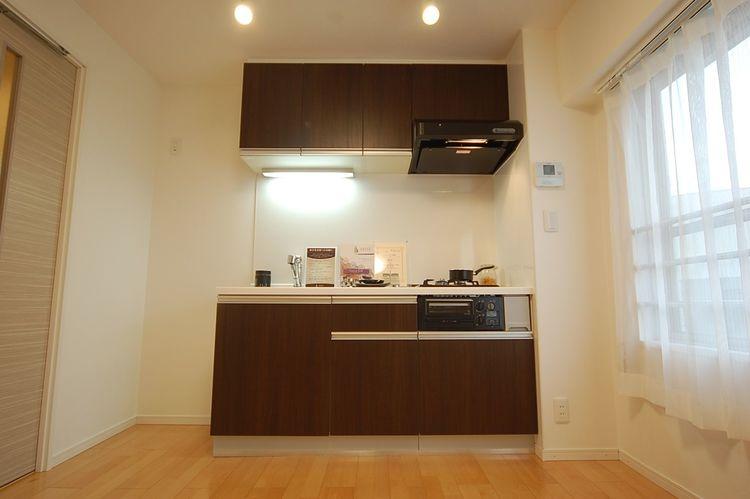グリーンキャピタル神楽坂のキッチン画像