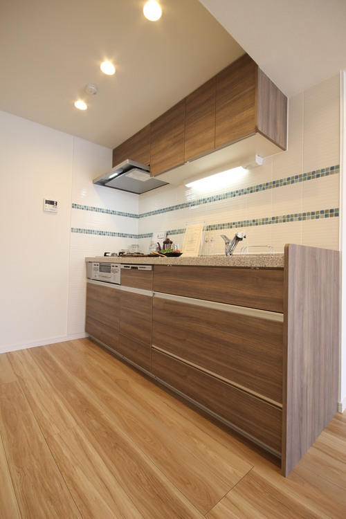 ヴィラロイヤル文京西片のキッチン画像