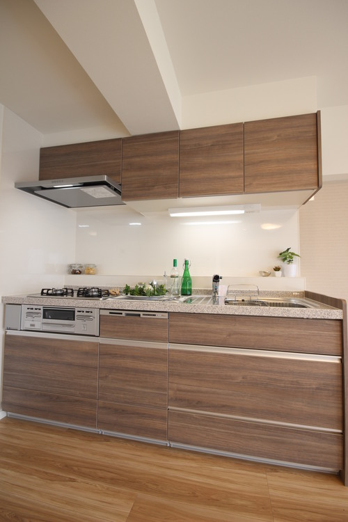 ニューパークハイツのキッチン画像