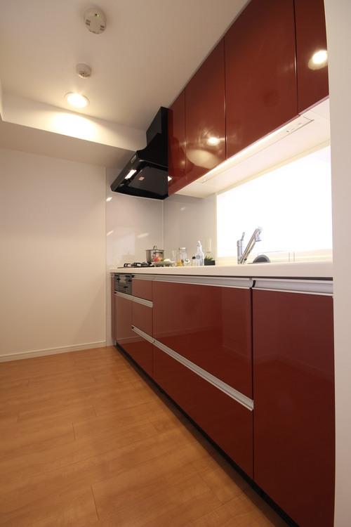 グローリオ板橋本町のキッチン画像