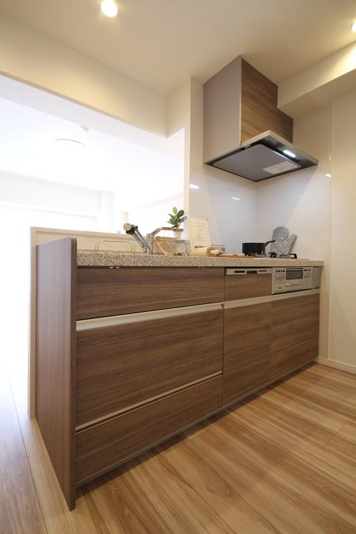飯田橋第2パークファミリアのキッチン画像