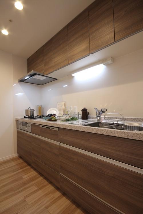 クラリティ・アスールのキッチン画像