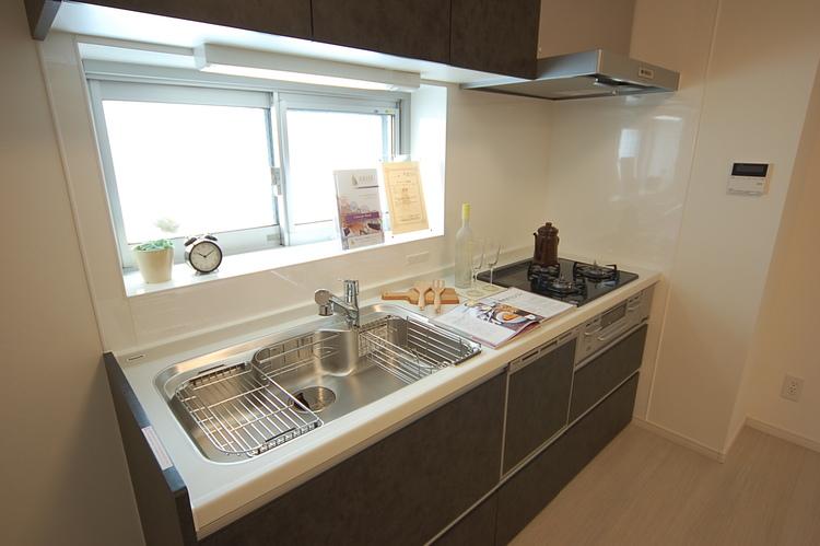 鷺沼サンハイツのキッチン画像