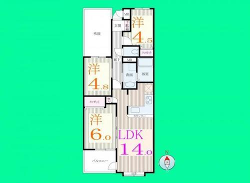ライオンズマンション西新井本町の画像