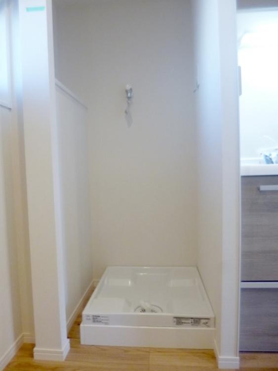 洗濯スペース内防水パン