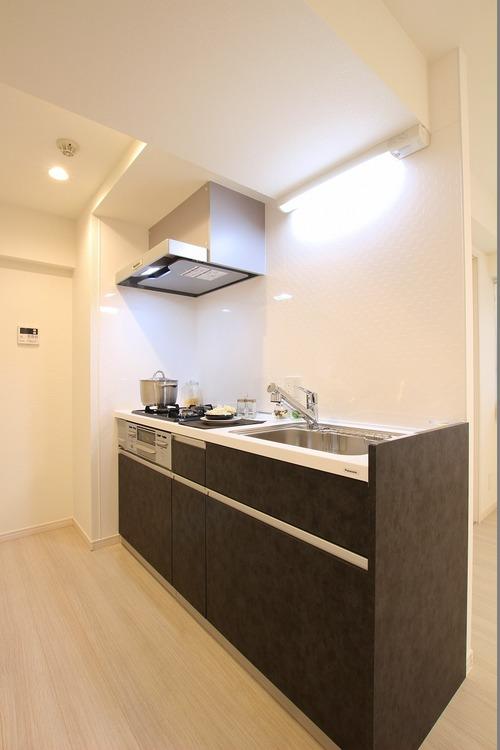 ニューミタカマンションのキッチン画像