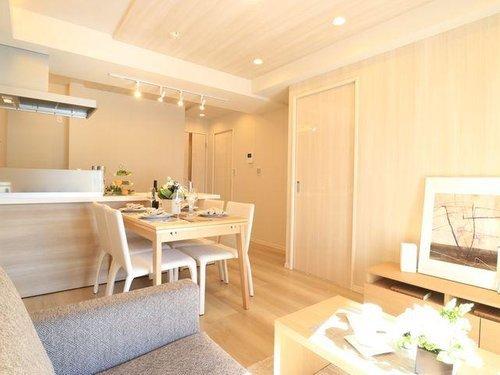 【シャンボール柿の木坂】都立大学駅より徒歩3分の暮らし~家具付きリノベーションの画像