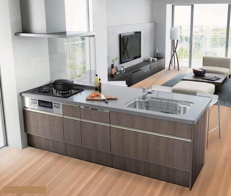 レックス北千住(504)のキッチン画像