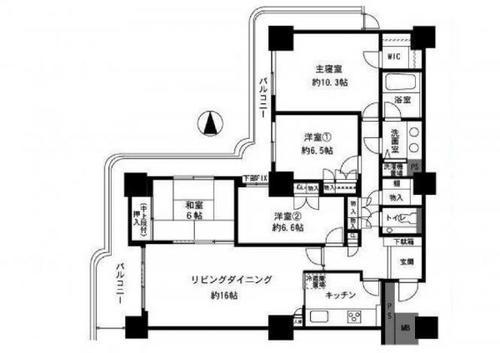 フォルム綱島クレスタワーズの画像