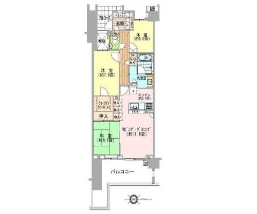 グランドメゾン東戸塚3番館の物件画像