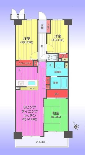 トーカンマンション川口五番館の画像