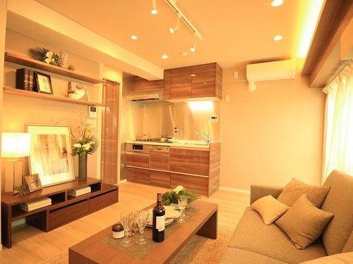 家具付き♪リノベーションマンション『学芸大ハイツ』の画像