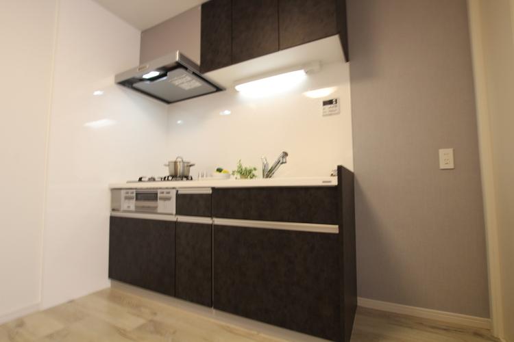 丸菱ロイヤルハイム神之木台のキッチン画像