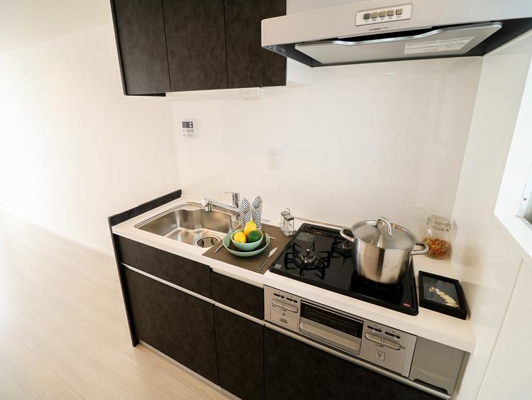 東中野コーポラスのキッチン画像