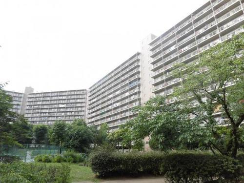 千葉ガーデンタウンB棟の画像