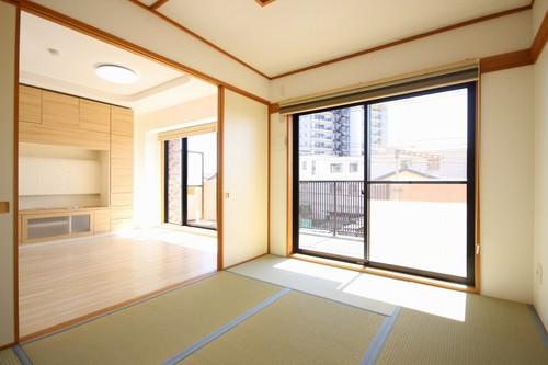 グリーンミユキ鳩ヶ谷桜町の画像
