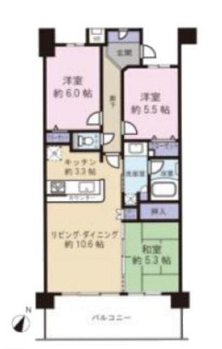 レーベンハイム大宮奈良町の画像
