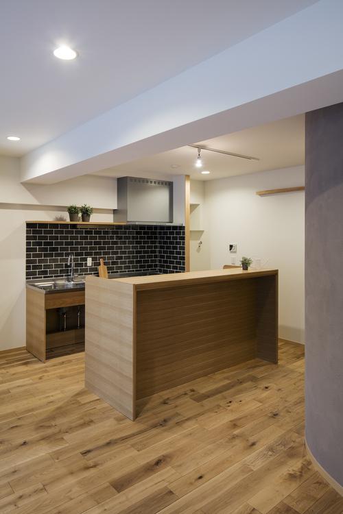 宮前平スカイハイツのキッチン画像