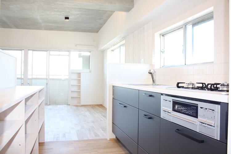 シーアイマンション神奈川のキッチン画像