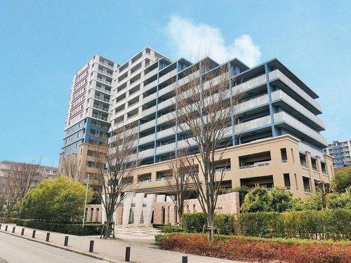 『ザ・ミレナリータワーズブライトレジデンス』広々ルーフバルコニー♪9階角部屋の3LDKの画像