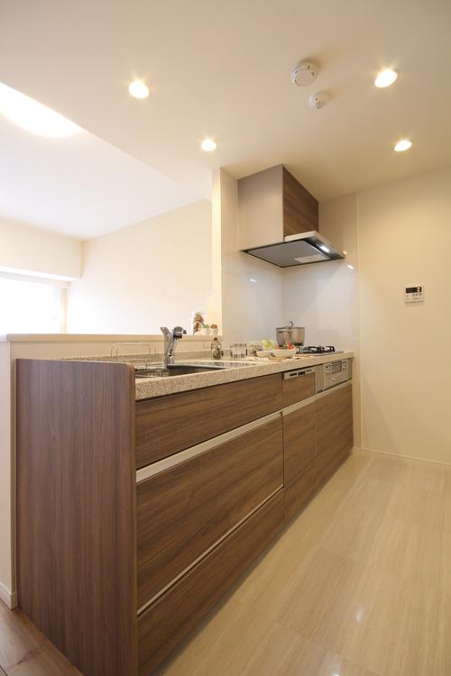 コスモ21ザ・ガーデンズフォートのキッチン画像