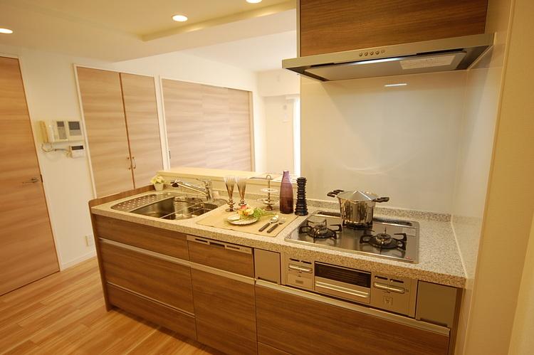 コンフォール南品川(802)のキッチン画像