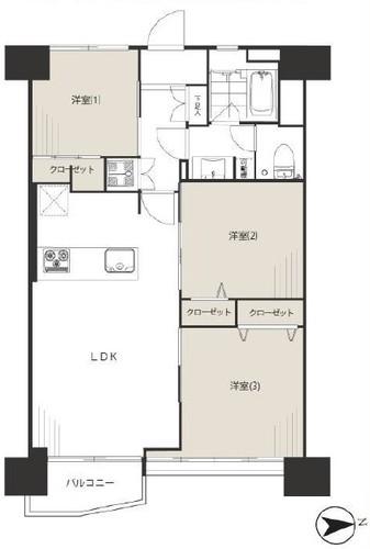 【本日ご見学可能】東陽町住宅の物件画像