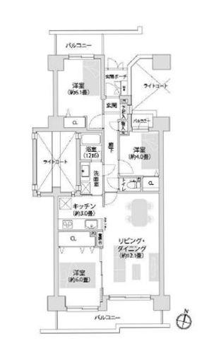 コスモ浦和南ファーストステージの物件画像