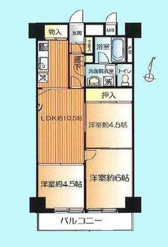 パルムハウス松原の画像