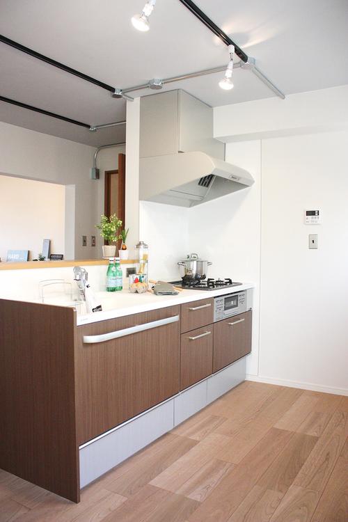 鷺沼ガーデニア のキッチン画像