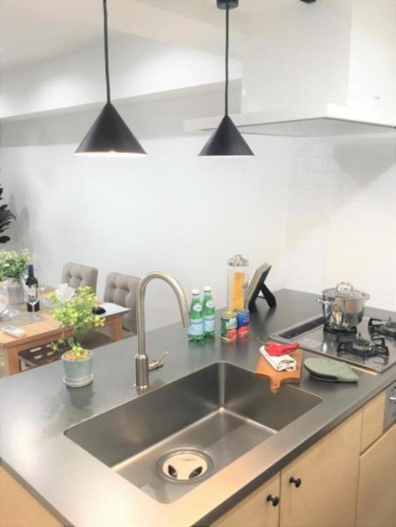 ディナ・スカーラ大井町のキッチン画像
