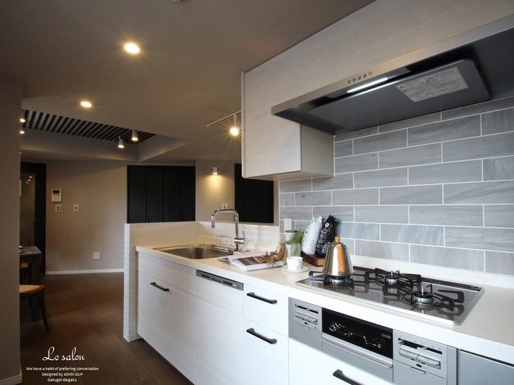 シャンボール学芸大学のキッチン画像