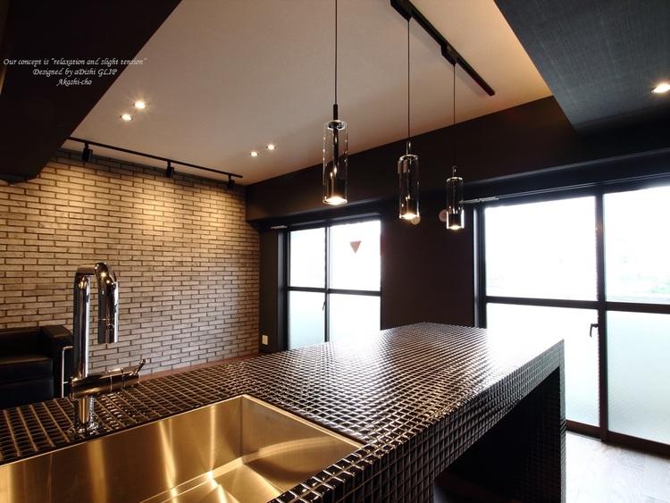 ライオンズマンション明石町のキッチン画像