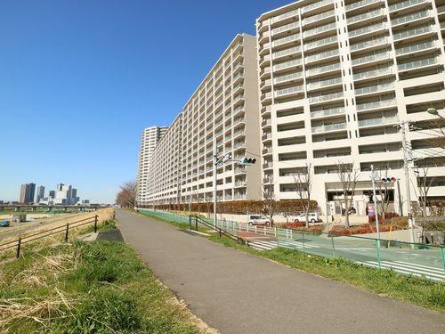 天然温泉付き♪南向きの広々とした3LDK『東京サーハウス センターポート』の画像
