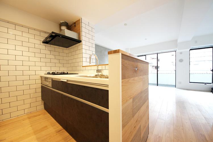 パレスヒルズ石名坂のキッチン画像