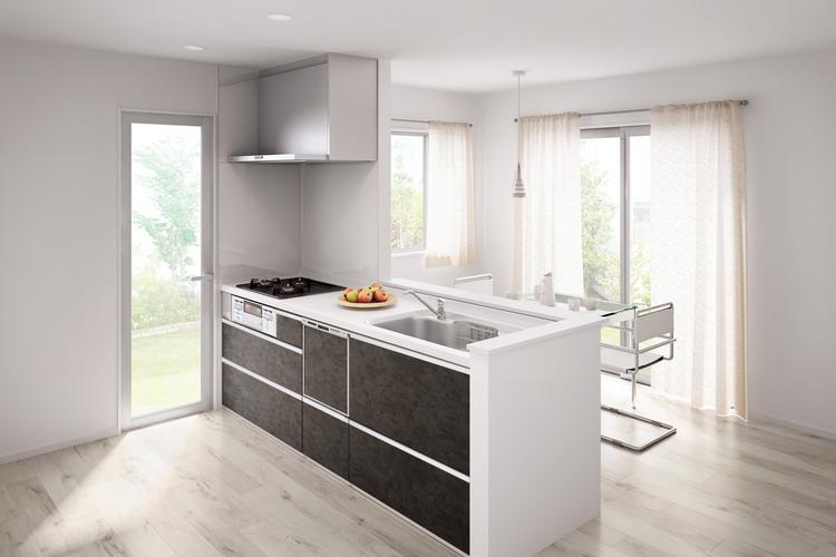 新ときわ台ローヤルコーポ(128)のキッチン画像